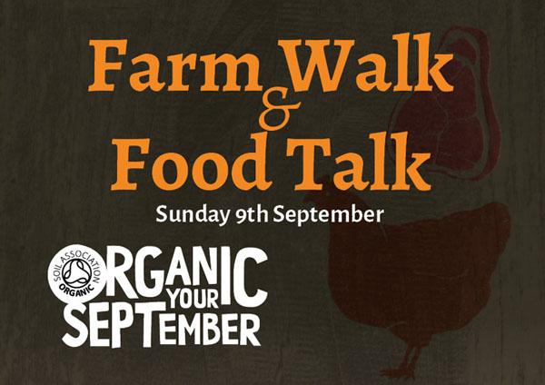 Organic your September!